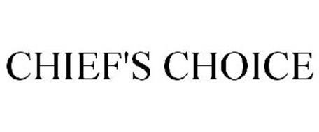 CHIEF'S CHOICE