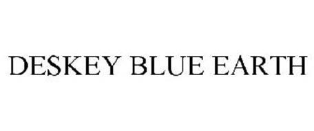 DESKEY BLUE EARTH