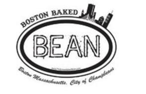 BOSTON BAKED BEAN BOSTON MASSACHUSETTS CITY OF CHAMPBEANS