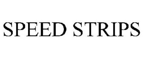 SPEED STRIPS