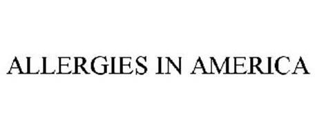 ALLERGIES IN AMERICA