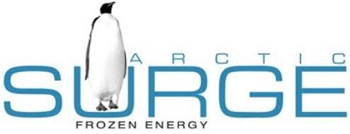 ARCTIC SURGE FROZEN ENERGY