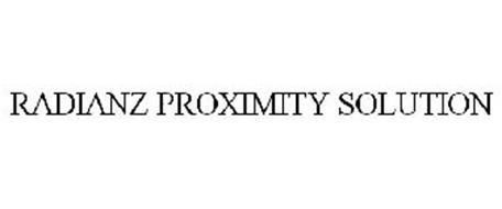 RADIANZ PROXIMITY SOLUTION