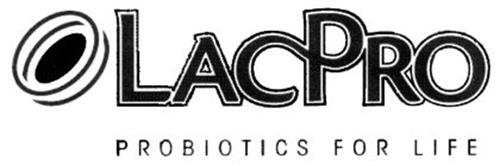 LACPRO PROBIOTICS FOR LIFE