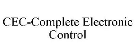 CEC-COMPLETE ELECTRONIC CONTROL