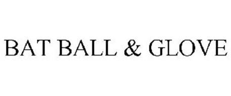 BAT BALL & GLOVE
