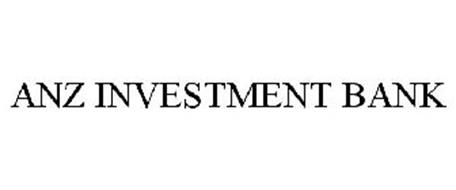 ANZ INVESTMENT BANK