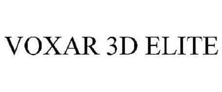VOXAR 3D ELITE
