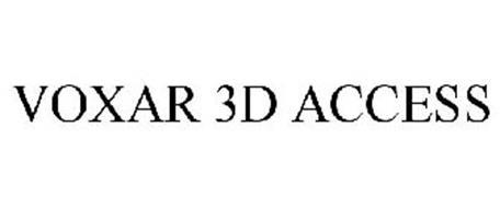 VOXAR 3D ACCESS