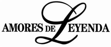 AMORES DE LEYENDA