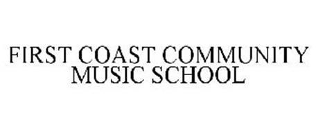 FIRST COAST COMMUNITY MUSIC SCHOOL