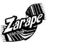 ZARAPE FRUIT DRINK