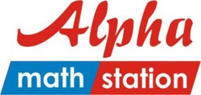 ALPHA MATH STATION