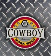COWBOY AUTHENTIC WORK WEAR