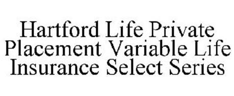 HARTFORD LIFE PRIVATE PLACEMENT VARIABLE LIFE INSURANCE SELECT SERIES