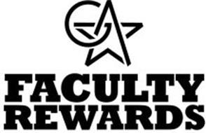 GA FACULTY REWARDS