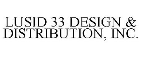 LUSID 33 DESIGN & DISTRIBUTION, INC.