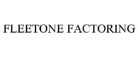 FLEETONE FACTORING