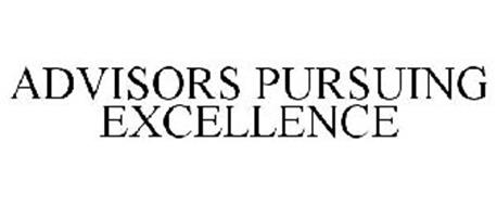 ADVISORS PURSUING EXCELLENCE