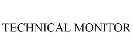 TECHNICAL MONITOR