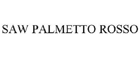 SAW PALMETTO ROSSO