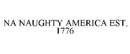 NA NAUGHTY AMERICA EST. 1776