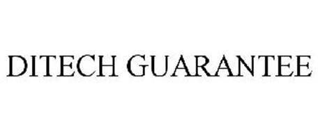 DITECH GUARANTEE