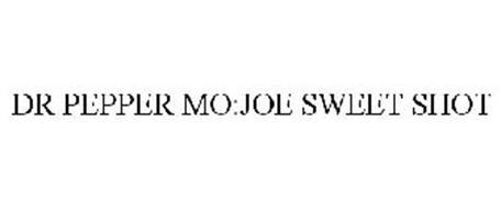 DR PEPPER MO:JOE SWEET SHOT