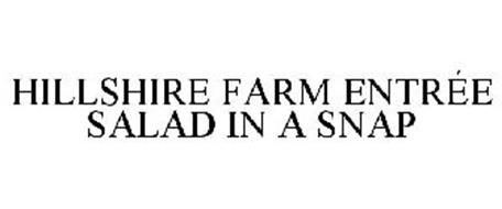 HILLSHIRE FARM ENTRÉE SALAD IN A SNAP