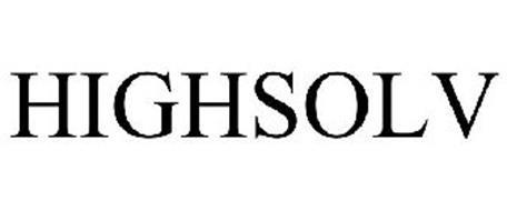 HIGHSOLV