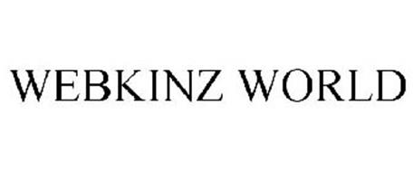 WEBKINZ WORLD