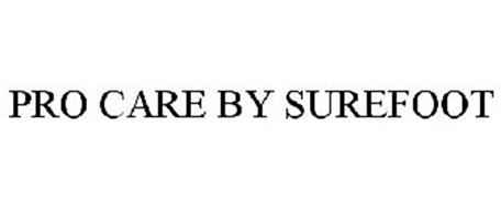 PRO CARE BY SUREFOOT