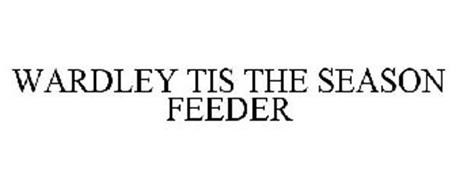 WARDLEY TIS THE SEASON FEEDER