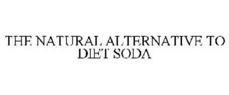 THE NATURAL ALTERNATIVE TO DIET SODA