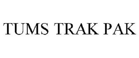 TUMS TRAK PAK