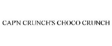 CAP'N CRUNCH'S CHOCO CRUNCH