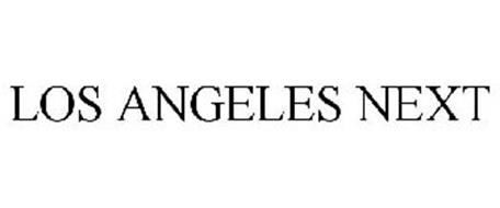 LOS ANGELES NEXT