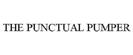 THE PUNCTUAL PUMPER