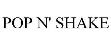POP N' SHAKE
