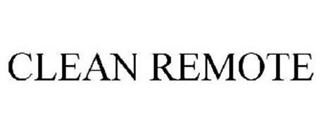 CLEAN REMOTE