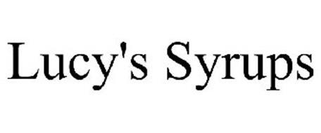 LUCY'S SYRUPS