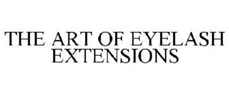 THE ART OF EYELASH EXTENSIONS