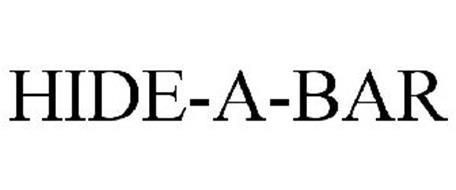 HIDE-A-BAR