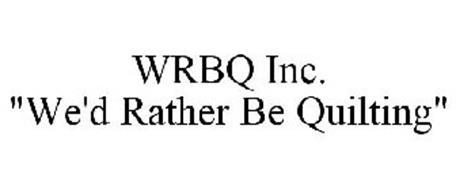 WRBQ INC.