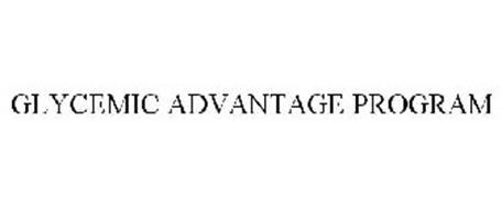 GLYCEMIC ADVANTAGE PROGRAM