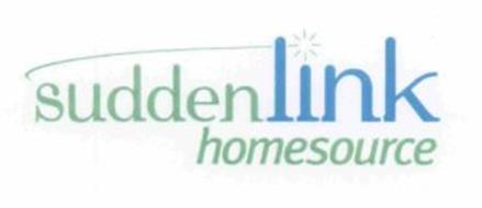 SUDDENLINK HOMESOURCE