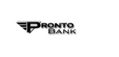 PRONTO BANK