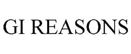 GI REASONS
