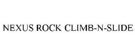 NEXUS ROCK CLIMB-N-SLIDE