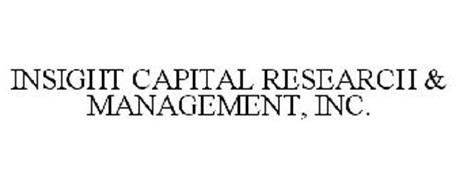 INSIGHT CAPITAL RESEARCH & MANAGEMENT, INC.